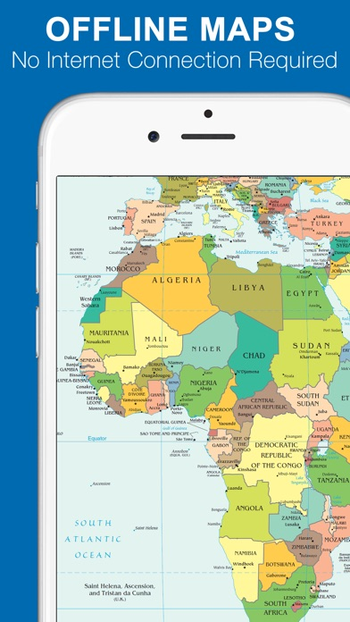 World map 2017 free app woxy world map 2017 free app image gumiabroncs Image collections