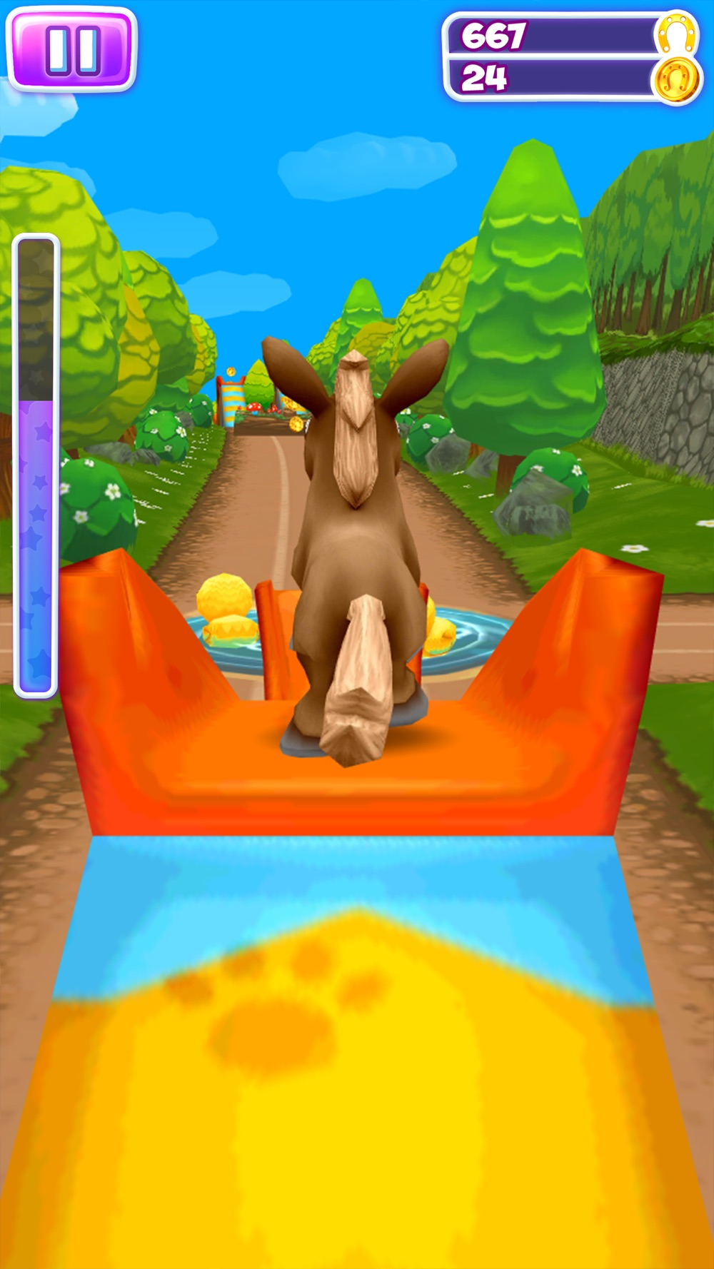 Pony Racing 3D – Pet Horse Runner for Girls Cheat Codes