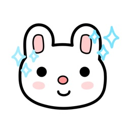 I Am Bunny Animated Stickers