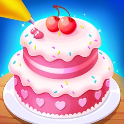 My Bake Shop - Kids Cake Maker Games