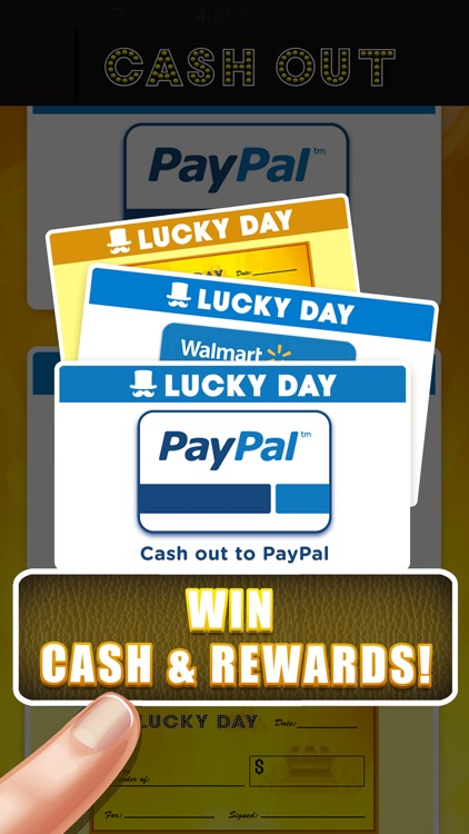 Lucky Day - Win Real Money!