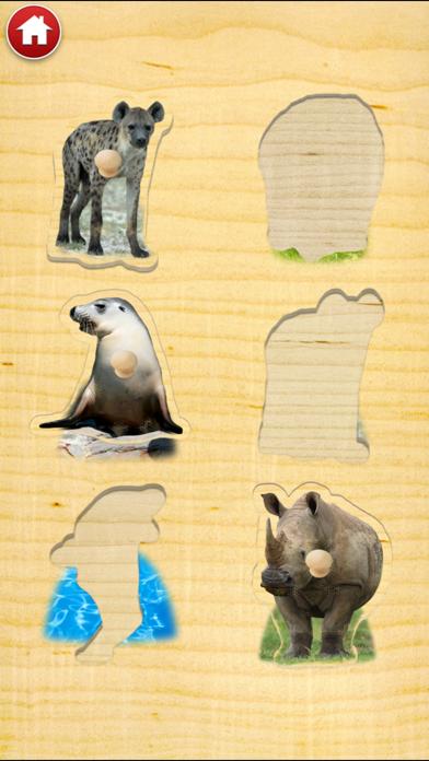 Zoo Sounds - Fun Educational Games for Kids screenshot two