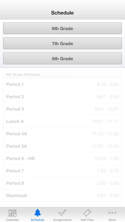 Classroom for iOS screenshot-1