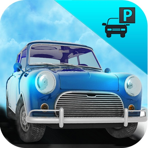 Master Car Parking Drive : Old Car Driving Game-s icon