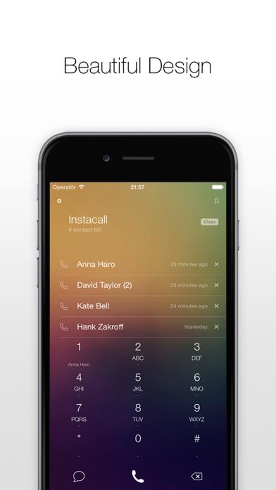 Instacall - Smart Dialer   App Price Drops
