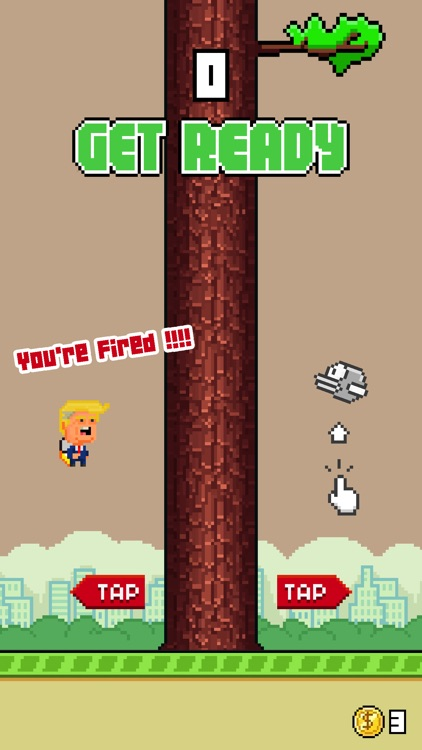 Flappy Ninja - Create Your Own Original Bird !