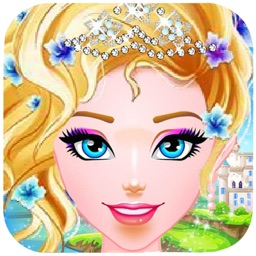 Princess wedding dress - Cute Dress up