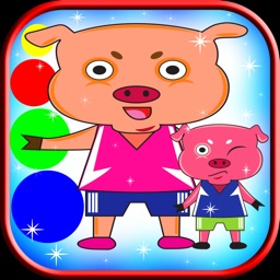 Pig Bubble Shooter Hd Games Free Edition