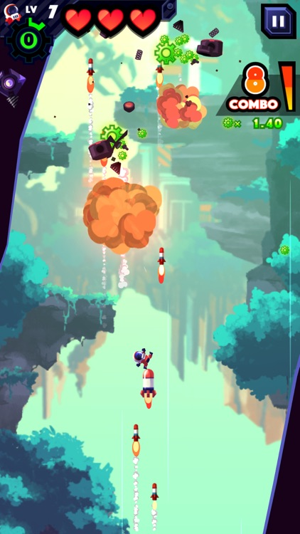 Missileman screenshot-0