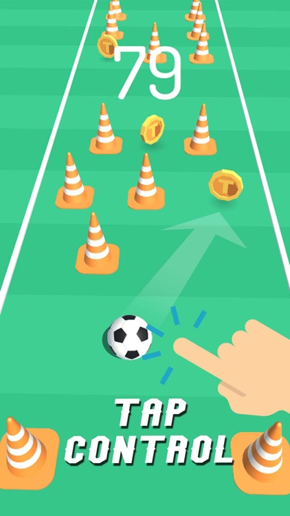 Soccer Drills: Kick Tap Game screenshot-0