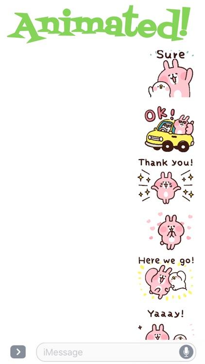 Pinky Rabbit Animated