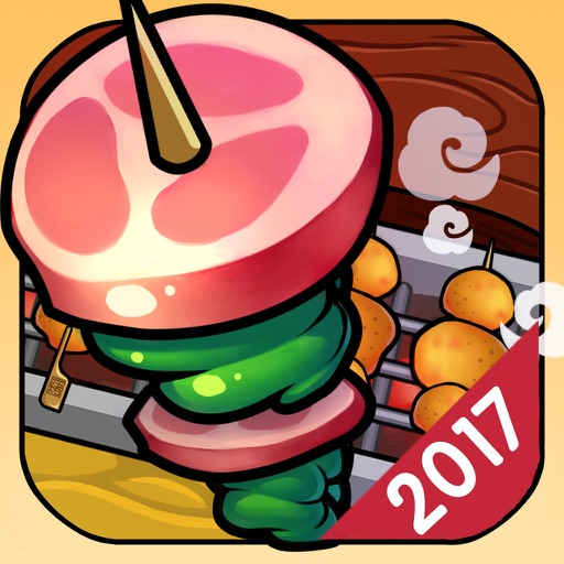 Happy BBQ - restaurant game casual cooking games