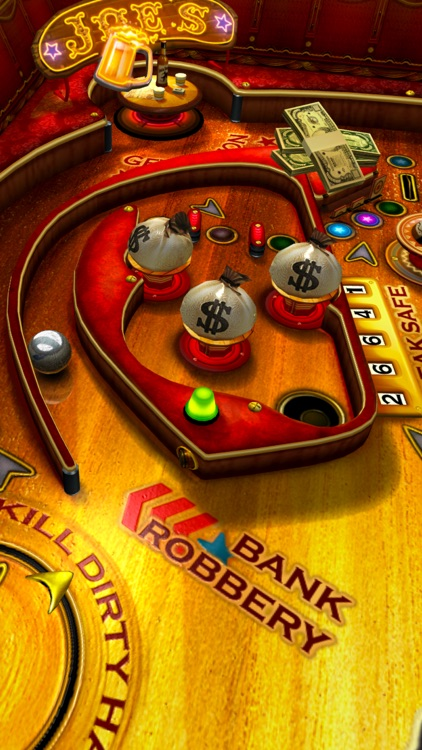 Wild West Pinball screenshot-4