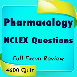 Pharmacology NCLEX Questions 4600 Exam Quiz