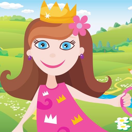 Принцесса Головоломка для девочек и малышей