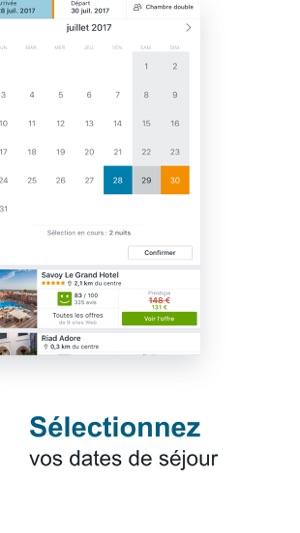 Trivago comparez les h tels dans l app store for Meilleur site de reservation hotel en ligne