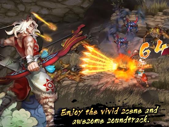 Warriors of Genesis на iPad