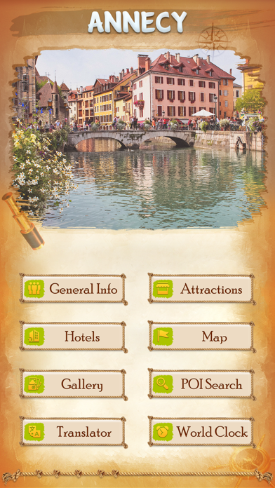 Annecy Travel Guide screenshot two