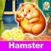 Hungry Hamster - Love Cheese
