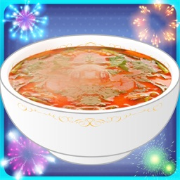 Yummy Soup Maker Kids Chef: Cooking Game