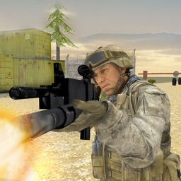 Army Commando Death Shooter 3D