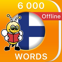 6000 Words - Learn Finnish Language & Vocabulary