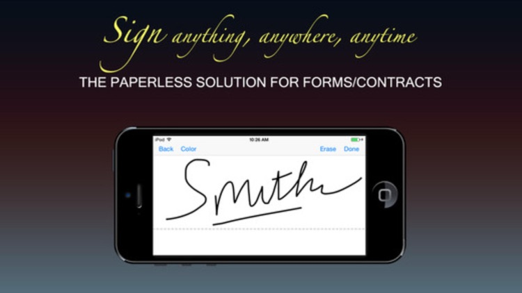 PDF Sign - Signature Annotate
