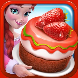 儿童游戏 - 美女最爱的烹饪做饭游戏