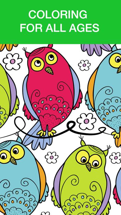 Раскраски для взрослых и детей для ПК скачать бесплатно