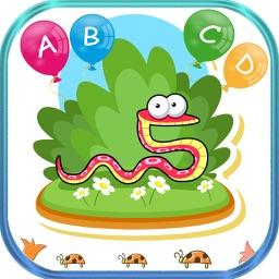 ABC Kids Games Words - Snake Animal Good Games