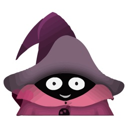 Little Wizard Animated Emoji Stickers