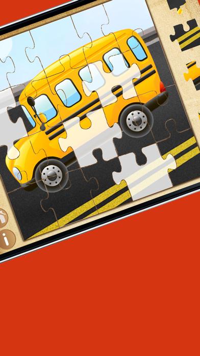 学習キッズゲームカーパズルの幼児のための2年間のおすすめ画像3