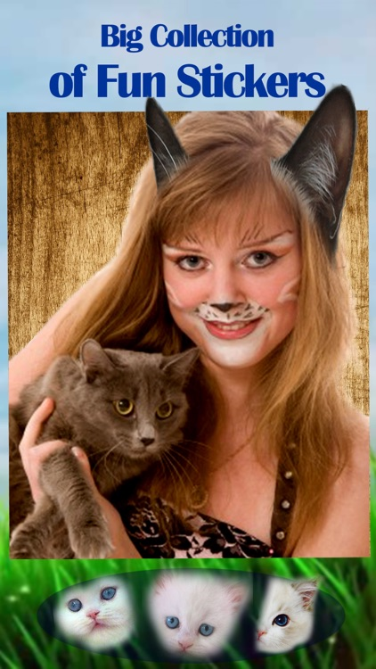 Animal Face Tune-Blend & Morph into Funny Photo FX by RAFIKA