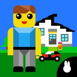 Block City Building: Boy Design home Craft Games