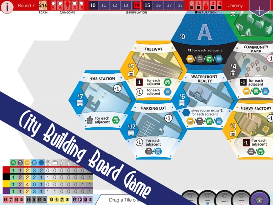 Screenshot #4 pour SUBURBIA City Building Board Game