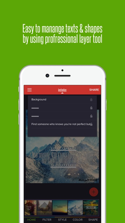 InstextUsPro - Colorful Text for Instagram