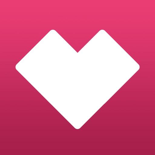 Life Period Tracker, Health, Calendar, Ovulation app logo