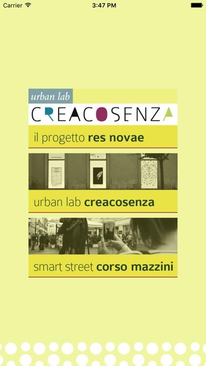 Urban Lab CreaCosenza