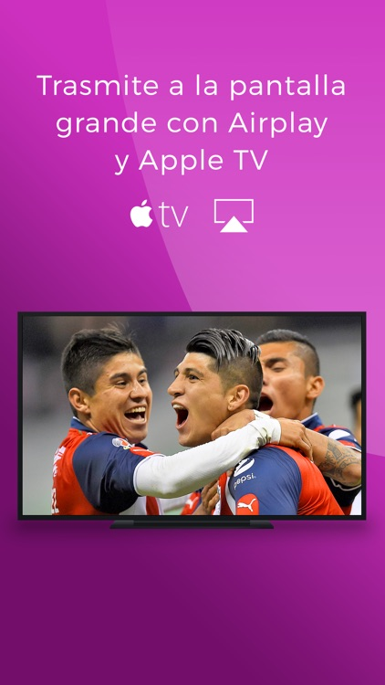 Univision NOW – Stream TV en Vivo y On Demand screenshot-4