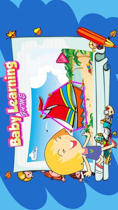 Baby learning educational games screenshot three