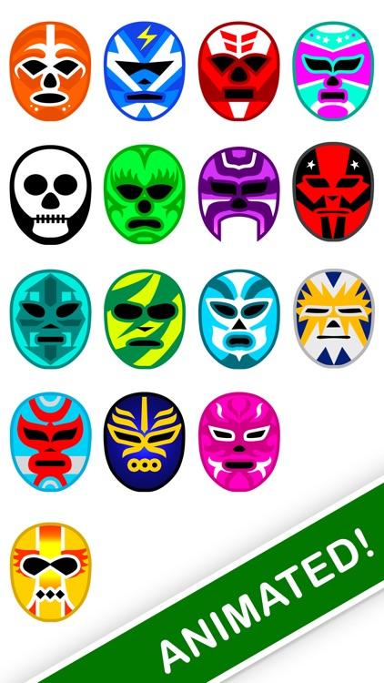 Luchador Masks