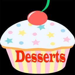 Desserts.