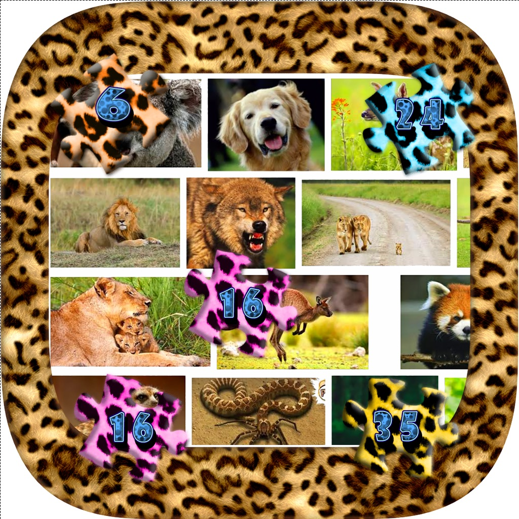 animal jigsaw - free jigsaw puzzles for adults hack