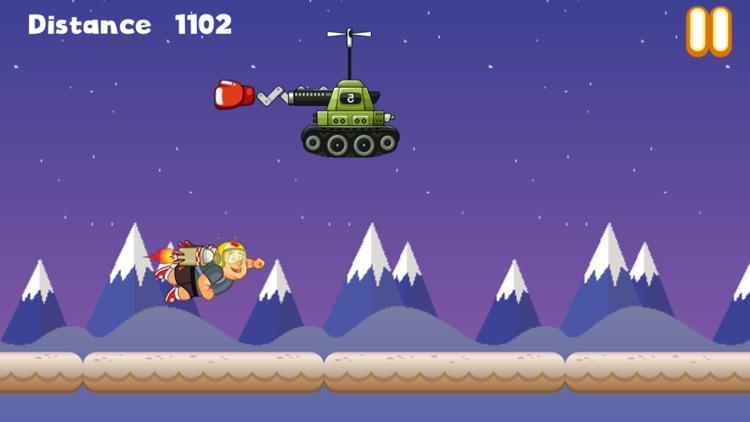 Fat Boy Run ! screenshot-3