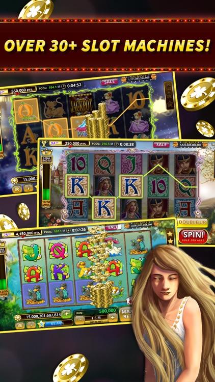 Slots: DoubleUp Free Slot Games - Slot Machines screenshot-4