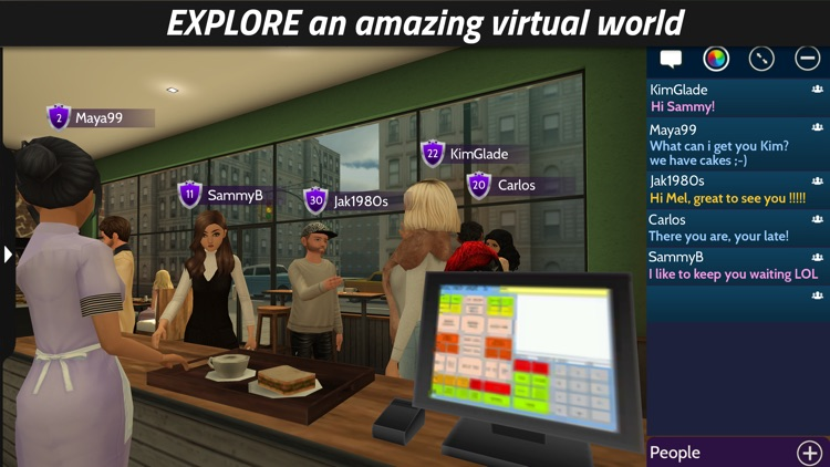 Avakin Life – A Virtual World of Avatars and Chat
