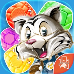 Wooly Blast: Matching Puzzle