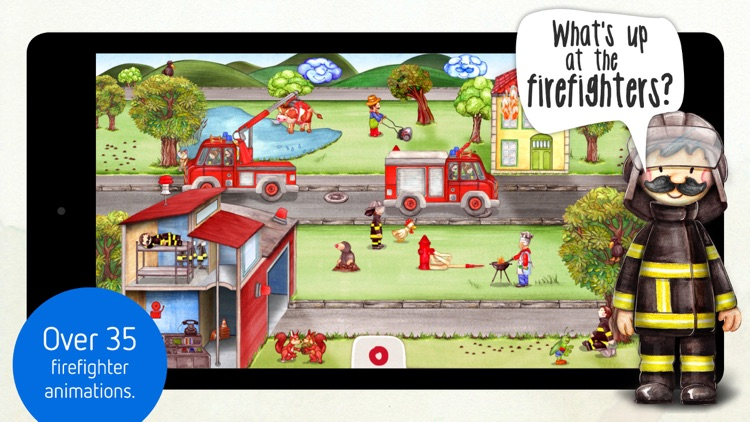 Tiny Firefighters: Police & Firefighters for Kids screenshot-3