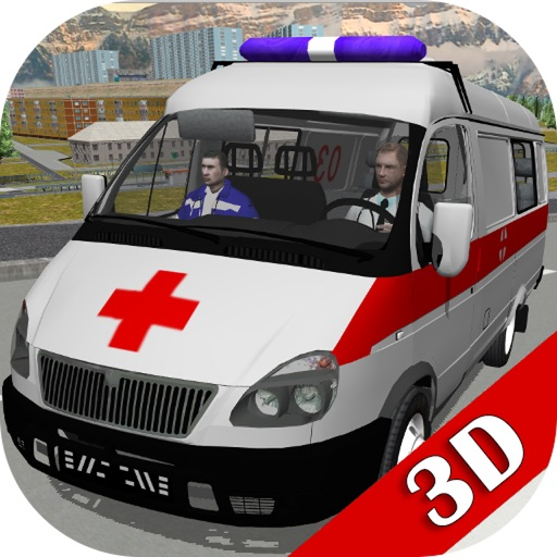 Ambulance Simulator 3D iOS App