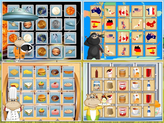 Игра Amazing Match-Word Learning Games for Kids